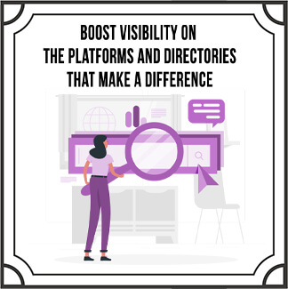 boost visibility